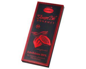 Liebhart's Gesundkost Edelbitter Schokolade 99% 80 g