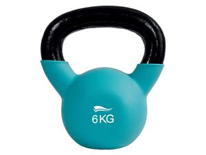 CRIVIT® Kettlebell, 6 kg, aus Gusseisen