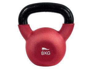CRIVIT® Kettlebell, 8 kg, aus Gusseisen
