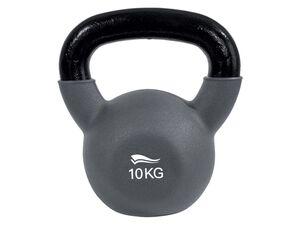 CRIVIT® Kettlebell, 10 kg, aus Gusseisen