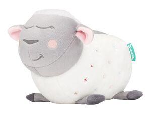 Badabulle Kuscheltier Schaf mit Nachtlicht und Musik