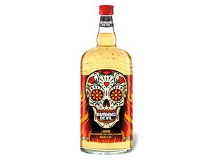 Burning Devil Tequila Liqueur mit Zimt 20% Vol