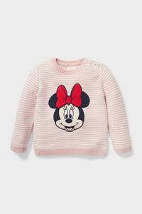 Minnie Maus - Baby-Pullover