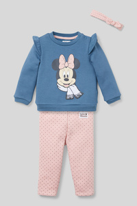Minnie Maus - Baby-Outfit - 3 teilig