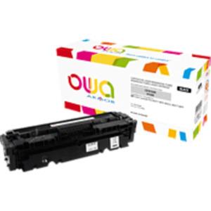 OWA K15942OW Toner Schwarz (HP CF410A, CF 410 A, 410A BLACK, NO BK, BLACK)