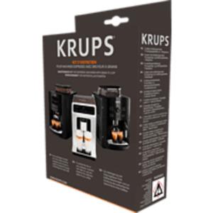 KRUPS XS5300 Reinigungs- und Pflegeset Mehrfarbig