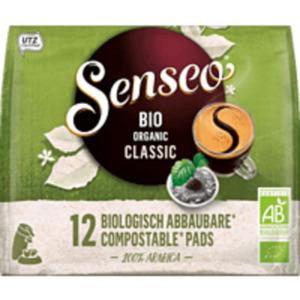 SENSEO 4070015 BIO CLASSIC UTZ Kaffeepads