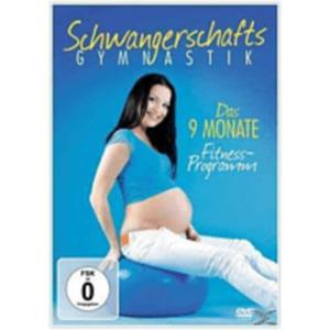 Schwangerschaftsgymnastik DVD