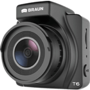 BRAUN PHOTOTECHNIK B-BOX T6 Dashcam Full HD, 3,81 cmDisplay