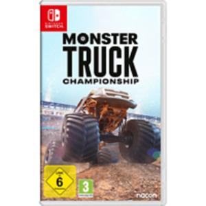 Monster Truck Championship - [Nintendo Switch]
