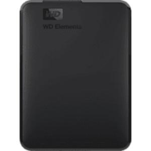 WD Elements™, 5 TB HDD, 2,5 Zoll, extern, Schwarz
