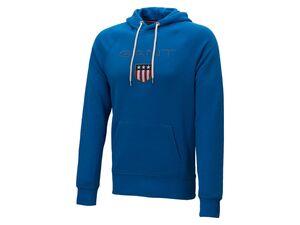 Gant Sweatshirt Herren »Shield Hoodie«, mit Tunnelzug-Kapuze, GANT-Wappen