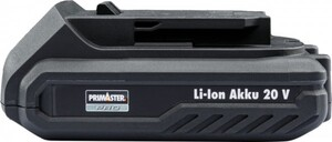 Primaster Pro 20 V Li-Ion Akku 2,0 Ah