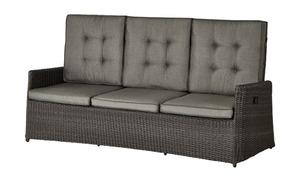 Garten-Sofa, 3-Sitzer