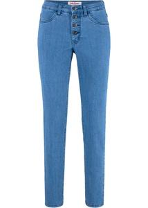 Komfort-Stretch-Jeans Slim