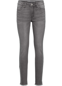Skinny-Jeans mit Glitzersteinen