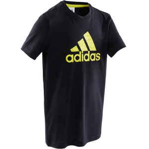 T-Shirt Kinder schwarz