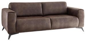 Dreisitzer-Sofa in Braun 'Pueblo'