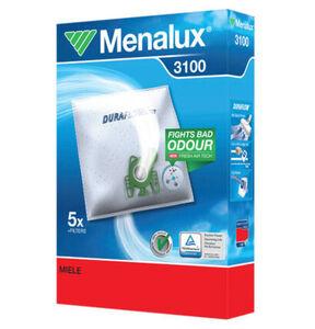 Menalux Staubbeutel 3100 für Miele und weitere