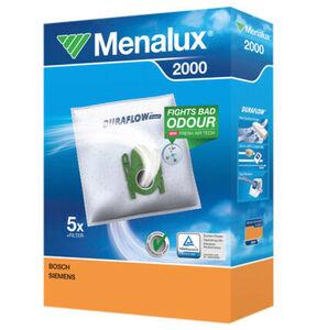 Menalux Staubbeutel 2000 für Bosch und weitere