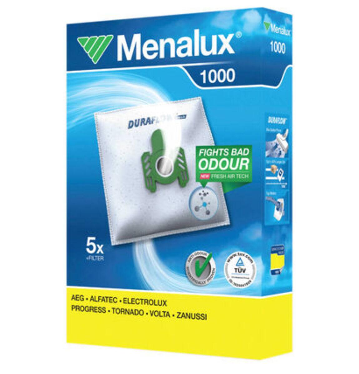 Bild 1 von Menalux Staubbeutel 1000 für AEG und weitere