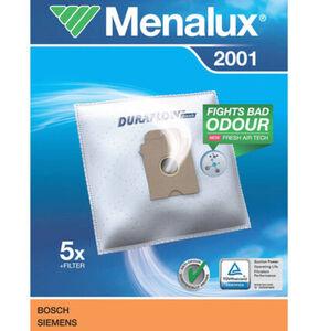 Menalux Staubbeutel 2001 für Bosch und weitere