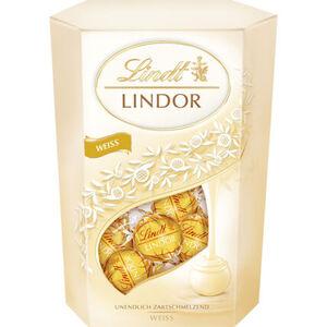 Lindt Lindor Cornet White, 500 g