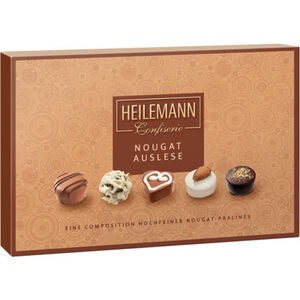 Heilemann Confiserie Nougat Auslese, 122 g
