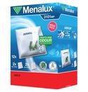 Bild 1 von Menalux Staubbeutel 3101 12 Staubbeutel + 2 Microfilter + 2 Motorfilter für Miele