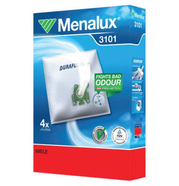 Menalux Staubbeutel 3101 für Miele und weitere
