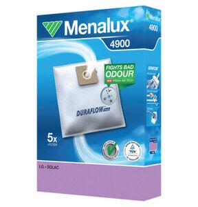 Menalux Staubbeutel 4900 für LG und weitere