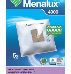 Menalux Staubbeutel 4000 für Daewoo und weitere