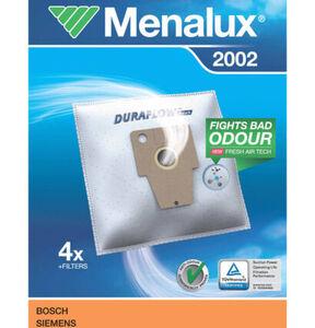 Menalux Staubbeutel 2002 für Privileg und weitere