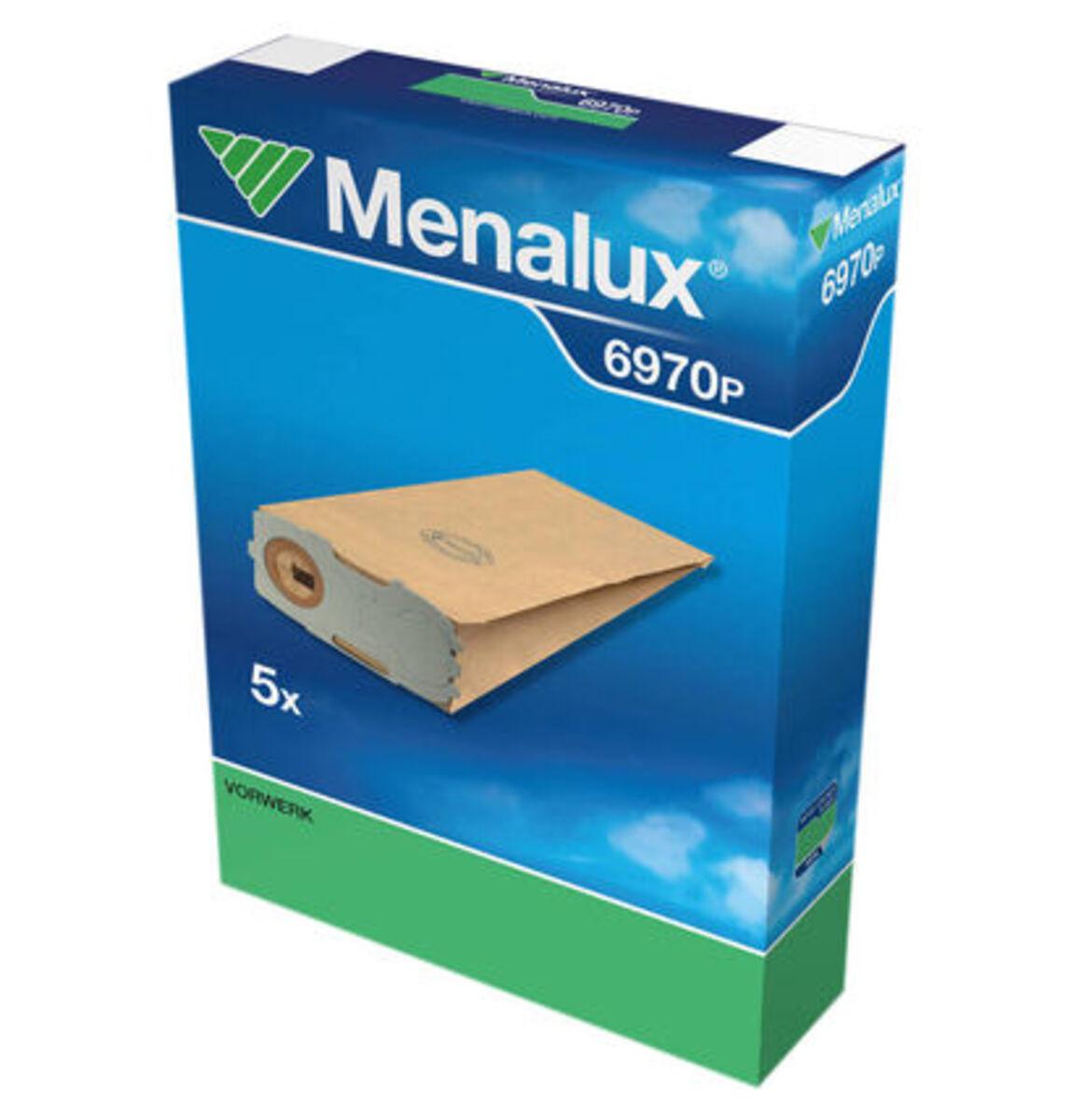 Bild 1 von Menalux Staubbeutel 6970P für Vorwerk