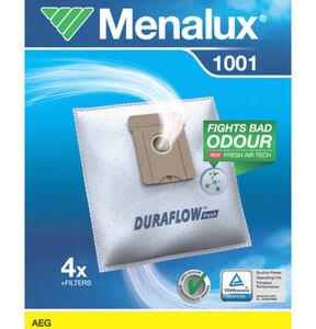 Menalux Staubbeutel 1001 für AEG und weitere