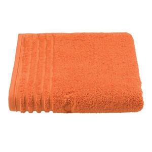 Vossen Handtuch 50/100 cm , 9600/2282 Viennastylesupersoft , Orange , Textil , Bordüre , 50x100 cm , Frottee , saugfähig, angenehm weich, hochwertige Qualität, Bordüre , 003355007207