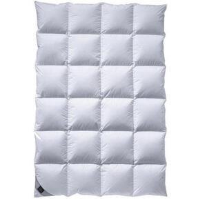 Billerbeck Kassettendecke nena 155/220 cm , 306 Nena Kassette X , Weiß , Textil , 155x220 cm , für Hausstauballergiker geeignet, temperaturausgleichend, feuchtigkeitsregulierend , 003279022902