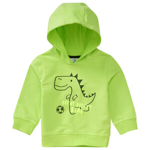 Baby Hoodie mit Dino-Print