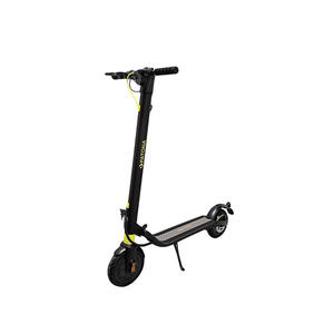 XXXLutz Elektroscooter patona pt12 gelb, grau, schwarz , Patona Pt12 , Metall , 15x120x120 cm , lackiert , Beleuchtung vorne, Beleuchtung hinten, Faltrahmen, LED Scheinwerfer, LCD Display, integriert