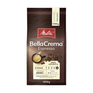 Melitta Bella Crema oder Espresso ganze Bohne jede 1000-g-Packung