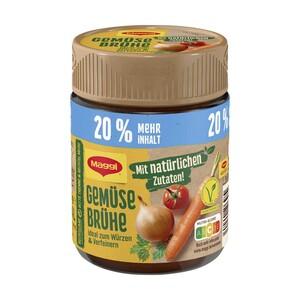 Maggi Instant-Brühen für 4,8 bis 8,4 Liter,  jedes 111/143-g-Bonusglas und weitere Sorten