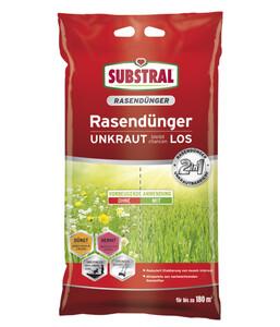 Substral® Rasendünger Unkraut bleibt Chancenlos, 9,1 kg