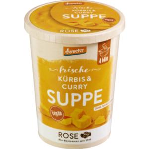 Rose Biomanufaktur Frische Suppe und Eintopf