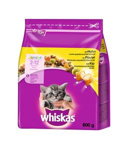 Whiskas® Junior Huhn, Trockenfutter
