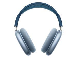 Apple AirPods Max, Over-Ear Kopfhörer, wireless, sky blau