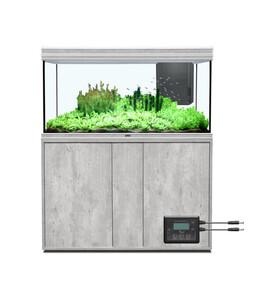 aquatlantis Aquarium Kombination Fusion 120x50 LED 2.0 mit gratis Controller