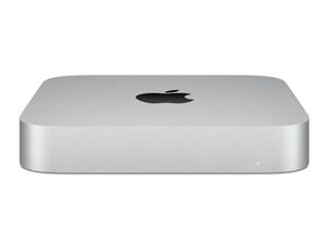 Apple Mac mini, M1 Chip 8-Core CPU, 16 GB RAM, 256 GB SSD, 2020
