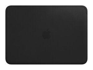 """Apple Lederhülle, für MacBook 12"""", schwarz"""