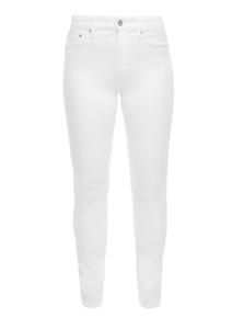 Damen Slim Fit: Slim leg-Jeans