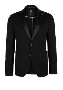 Herren Slim: Jogg Suit Smoking-Sakko